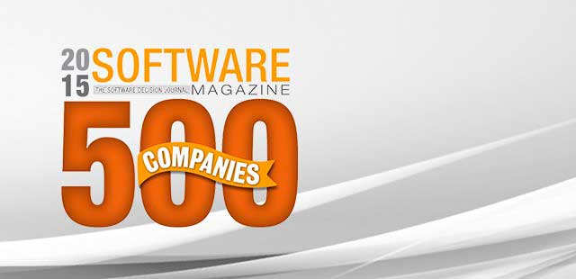 Bell Integrator Listed among 500 Largest Software Companies