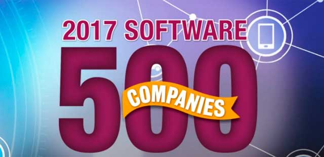 Bell Integrator Makes Software 500 List of Largest Software Сompanies