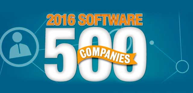 Bell Integrator Among 500 Largest Software Companies