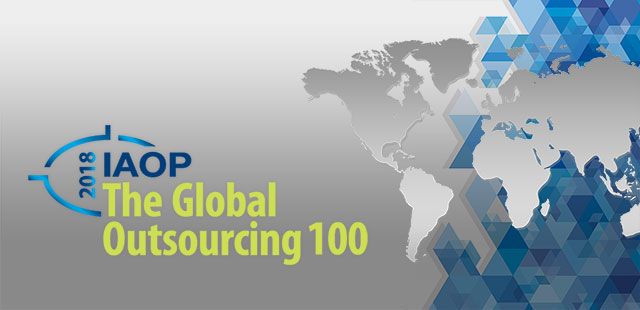 Bell Integrator among Global Outsourcing 100 companies